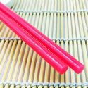 Hot Melt Glue Sticks, Plastic, Magenta, 25cm x 7mm, 2 pieces, [VJQ0007]